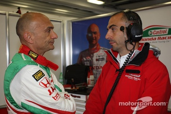 Gabriele Tarquini, Honda Civic, Honda Racing Team J.A.S.