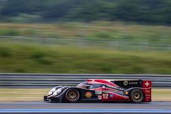 #12 Rebellion Racing Lola B12/60 Coupe-Toyota: Nicolas Prost, Neel Jani, Nick Heidfeld
