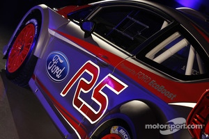 Ford presents the new Ford Fiesta R5