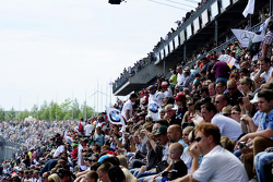 Spectators at the Lausitzring