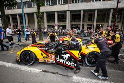 #50 Larbre Compétition Corvette C6 ZR1