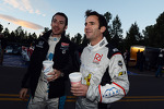 Simon Pagenaud and Romain Dumas