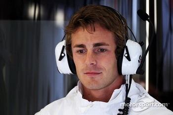 James Rossiter, Sahara Force India F1 Simulator Driver