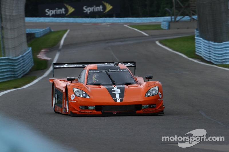 #3 8 Star Motorsports Corvette DP: Enzo Potolicchio, Stephane Sarrazin