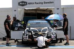 Michel Nykjaer, NIKA Racing Chevrolet Cruze 1.6 T
