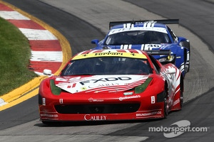 #69 AIM Autosport Team FXDD with Ferrari Ferrari 458: Emil Assentato, Anthony Lazzaro, Leh Keen