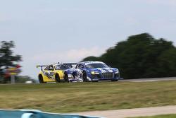 #46 Fall-Line Motorsports BePositive.org Audi R8 Grand-Am: Al Carter, Charles Espenlaub, Charles Putnam