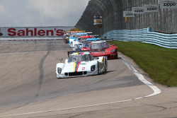 #2 Starworks with Alex Popow Ford Riley: Sébastien Bourdais, Ryan Dalziel, Alex Popow
