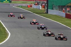 Kimi Raikkonen Lotus F1 E21