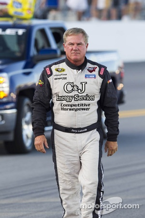 Terry Labonte, Ford