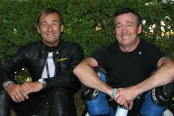 Stuart Graham, Freddie Spencer