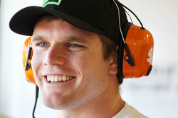 F1: Conor Daly, Sahara Force India F1 Team Guest
