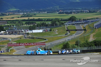 #46 Algarve Pro Racing Team Oreca FLM 09: C.O. Jones, Nicky Catsburg