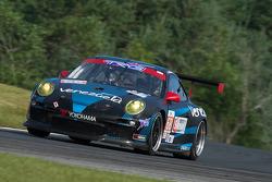 #68 TRG Porsche 911 GT3 Cup: Alex Popow, Ryan Dalziel