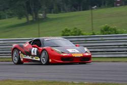 #4 Ferrari 458