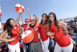 Lovely Ducati girls