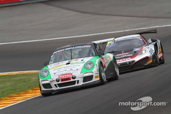 #94 Speedlover, Porsche 997 GT3 Cup: Jean-Michel Gerome, Wim Meulders, Philippe Richard