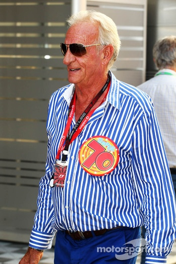 John Button, celebrating his 70th Birthday