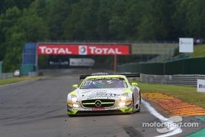 HTP Gravity Charouz, Mercedes-Benz SLS AMG GT3: Maximilian Buhk
