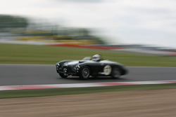 Hall/Melling, Aston Martin DB3