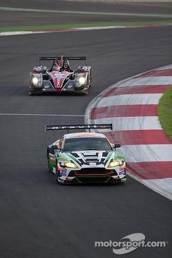 #007 Craft Racing AMR Aston Martin Vantage GT3: Frank Yu, Keita Sawa, Stefan Mücke