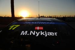 Michel Nykjaer, Chevrolet Cruze 1.6T, Nika Racing