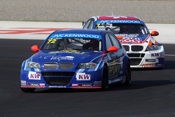 Jose Maria Lopez, BMW 320 TC, Wiechers-Sport and Charles Ng, BMW E90 320 TC, Liqui Moly Team Engstler