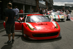 Over 200 Ferraris gathering for the Modena Trackdays 20th anniversary