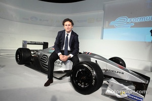 Alejandro Agag, CEO, Formula E Holdings, Bangkok presentation