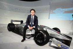 Formula E: Bangkok launch
