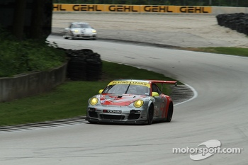 #45 Flying Lizard Motorsports Porsche 911 GT3 Cup: Spencer Pumpelly, Nelson Canache