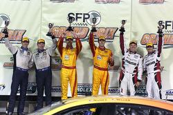 GX winners Joel Miller, Tristan Nunez