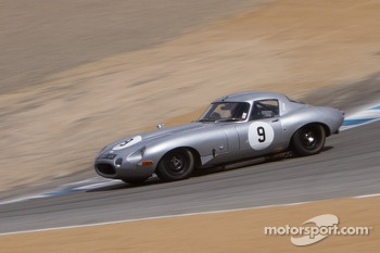 1963 Jaguar XKE Low Drag Coupe
