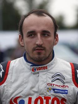 Robert Kubica, Citroen DS3 RRC #74