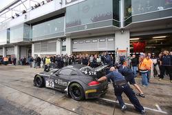 Abdulaziz Al Faisal, Max Sandritter, Dominik Baumann, PIXUM Team Schubert, BMW Z4 GT3