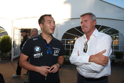 Happy Hour, Darryl O'Young, WTCC General Manager