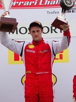 #23 Ferrari of Central Florida Ferrari 458: Onofrio Triarsi (overall winner)