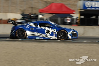 #46 Fall-Line Motorsports Audi R8 Grand-Am: Al Carter, Bryan Sellers