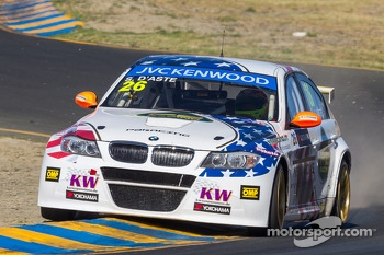 Stefano D'Aste, BMW E90 320 TC, PB Racing