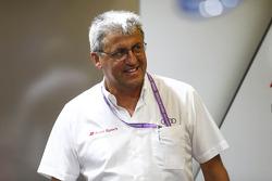Ernst Moser, team boss Audi Sport Team Phoenix