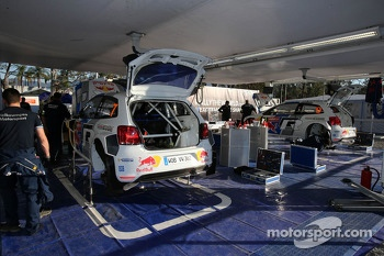 VW team area