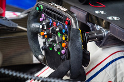 #8 Toyota Racing Toyota TS030 - Hybrid steering wheel