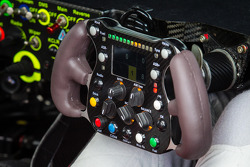 #2 Audi Sport Team Joest Audi R18 e-tron quattro steering wheel