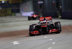 Jenson Button, McLaren Mercedes  20