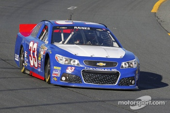 Tony Raines, Chevrolet