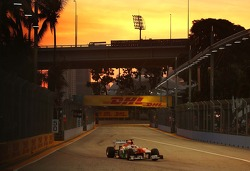 Paul di Resta, Force India Formula One Team  21