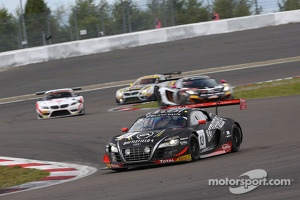 #13 Belgian Audi Club Team WRT Audi R8 LMS Ultra: Frank Stippler, Christopher Mies