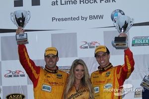 Race Winners- #27 Freedom Autosport Mazda MX-5: Joel Miller, Tristan Nunez