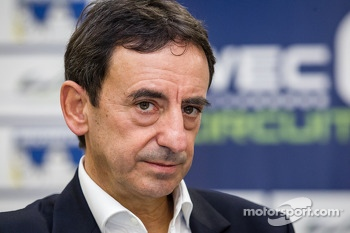 FIA WEC press conference: ACO President François Fillon