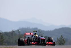 Sergio Perez,  McLaren Mercedes  04